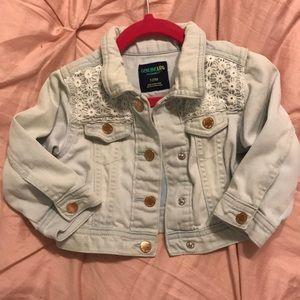 Jean jacket osh kosh